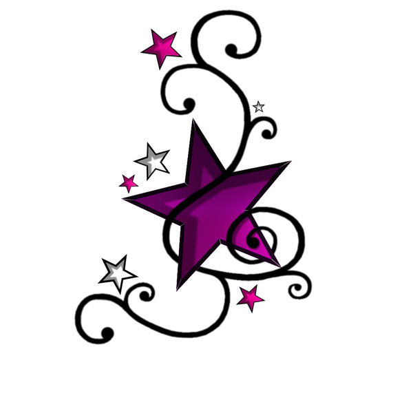dream tattoos with stars
